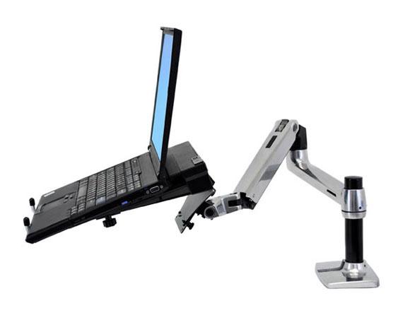 MGTC SHOP 45-241-026 LX Desk זרוע שולחנית ארגונומית למסך laptop