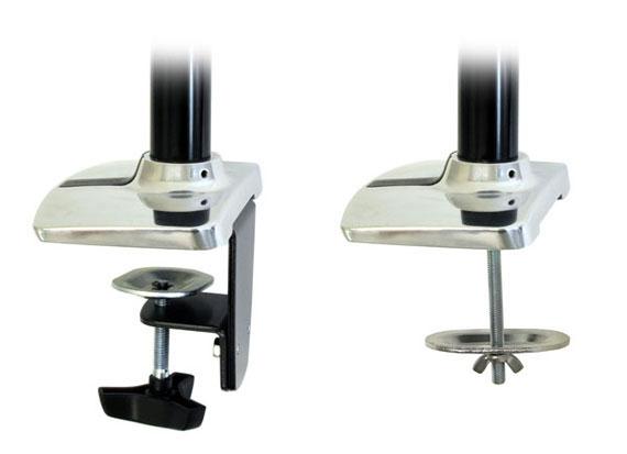 MGTC SHOP 45-241-026 LX Desk זרוע שולחנית ארגונומית למסך mounts